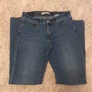 Levi's Perfect Waist/525 Bootcut jeans sz 8M